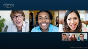 Free group video calls now possible on Skype for Windows tablets